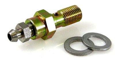 Jda T on Fuel Pressure Banjo Bolt Adapter